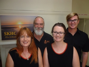 Staff of Sharon King Hearing Centres